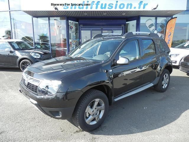 2013 dacia duster 1 5 dci 110 4x4 prestige gps car photo. Black Bedroom Furniture Sets. Home Design Ideas