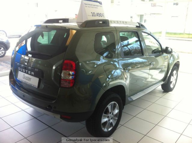 2012 dacia duster prestige tce 125 4x2 parking aid tempoma car photo and specs. Black Bedroom Furniture Sets. Home Design Ideas