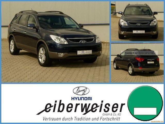 2009 Hyundai  ix55 3.0 CRDi Premium * leather * Xenon * AHK * Off-road Vehicle/Pickup Truck Used vehicle photo