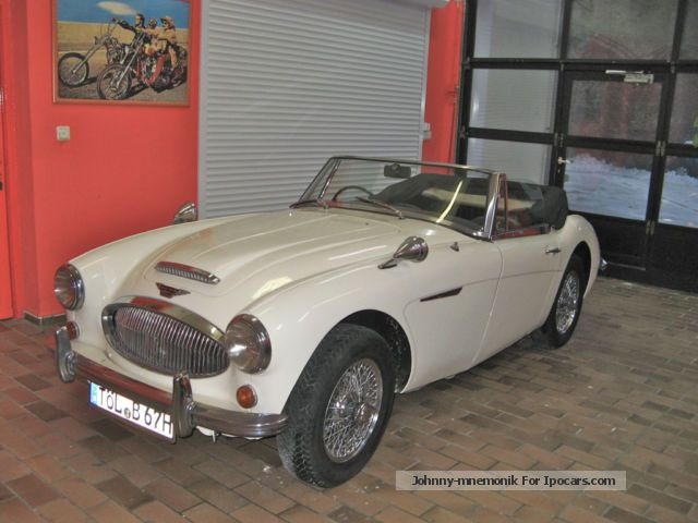 Austin  Healey MK3 1964 Vintage, Classic and Old Cars photo