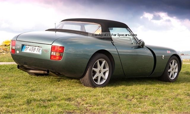 2012 tvr griffith car photo and specs. Black Bedroom Furniture Sets. Home Design Ideas