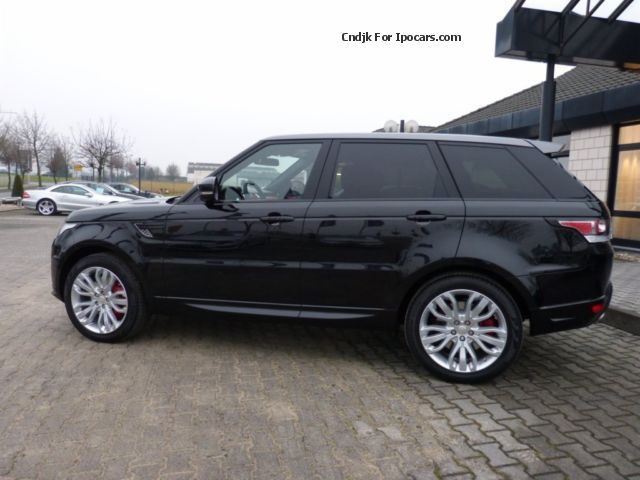 2014 land rover range rover sport autobiography panorama 5 0 7 s car photo and specs. Black Bedroom Furniture Sets. Home Design Ideas