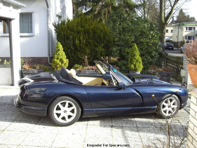 2000 TVR  Chimaera 450 Mk III last facelift Cabriolet / Roadster Used vehicle(  Accident-free) photo