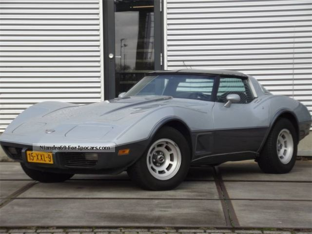Corvette  C3 C3 5.7 V8 Aut. Anniversary Edition 1978 Vintage, Classic and Old Cars photo