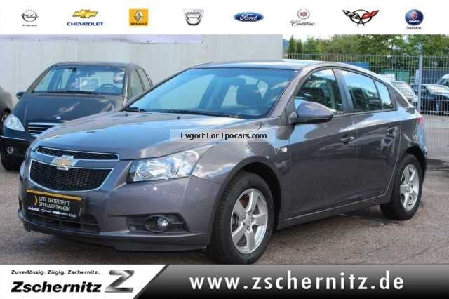 2011 Chevrolet  Cruze 1.6 LT Small Car Used vehicle(  Accident-free) photo