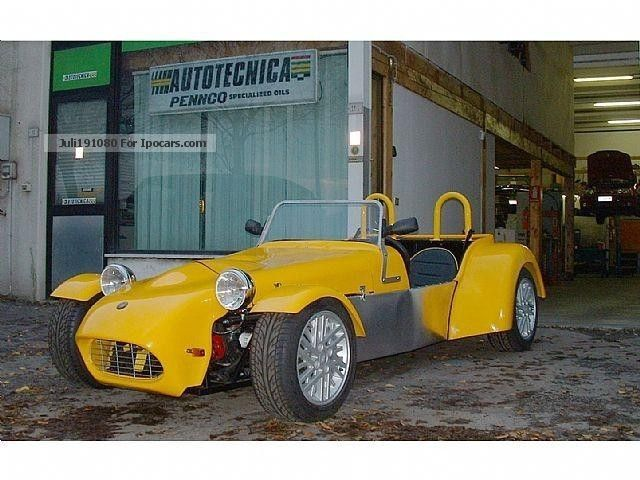 2012 Caterham  Tiger Avon Tiger B6 \u0026 R6 Other New vehicle photo