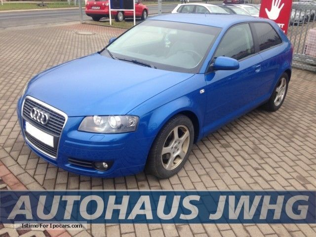 2012 Audi  A3 2.0 FSI Ambition LEATHER XENON SHZG ALU SPOSI Other Used vehicle photo