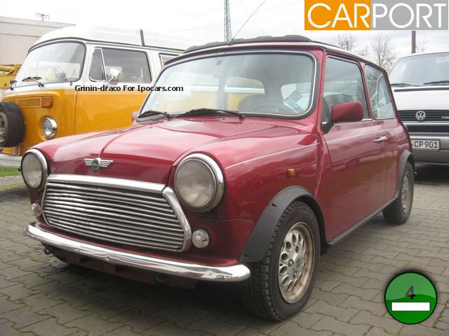 1998 Rover  Mini - British Open 2 Hand - folding roof - Aluminum Small Car Used vehicle (  Accident-free ) photo