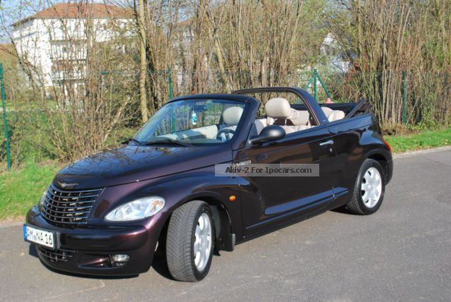 2005 Chrysler  PT Convertible, 223 hp, SPECIAL EDITION, FULLY EQUIPPED Cabriolet / Roadster Used vehicle (  Accident-free ) photo
