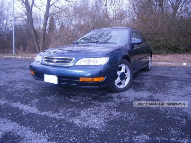 1996 Acura  3.0 CL (HONDA USA) The only coupe in Germany! Sports Car/Coupe Used vehicle (  Accident-free ) photo