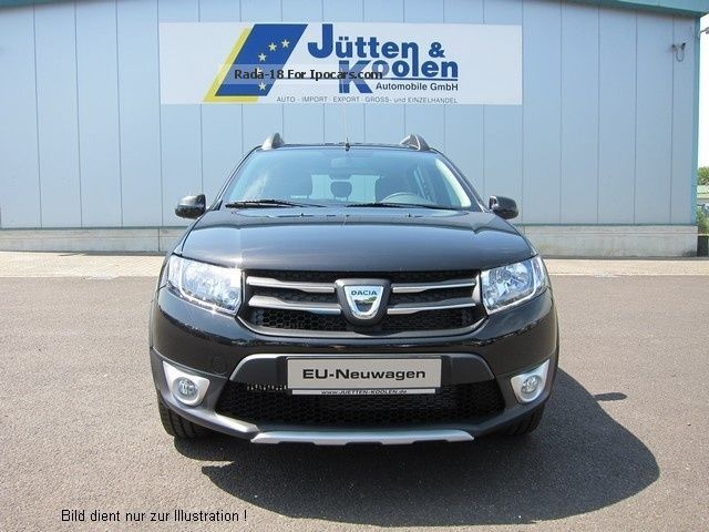 2012 dacia sandero stepway ambiance tce 90 eco2 car photo and specs. Black Bedroom Furniture Sets. Home Design Ideas