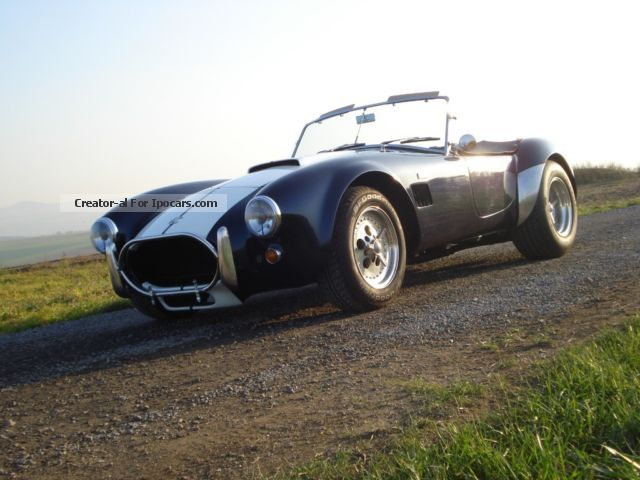 Cobra  RAM V8 WITH COBRA RHD H-APPROVED 1974 Vintage, Classic and Old Cars photo