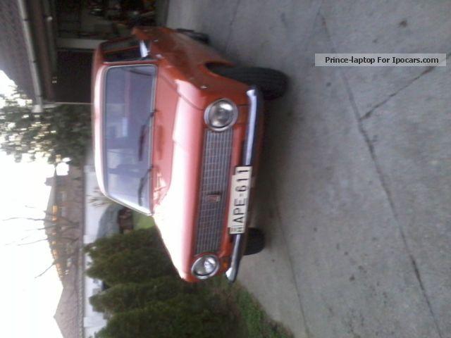 1986 Lada  1200 S Saloon Used vehicle photo