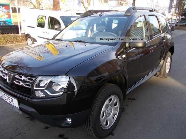 2012 dacia tce 125 duster 4x2 laureate car photo and specs. Black Bedroom Furniture Sets. Home Design Ideas