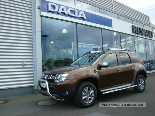2012 dacia duster tce 125 4x2 prestige car photo and specs. Black Bedroom Furniture Sets. Home Design Ideas