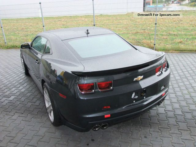 2012 Chevrolet Camaro Zl1 2013 Manual Transmission