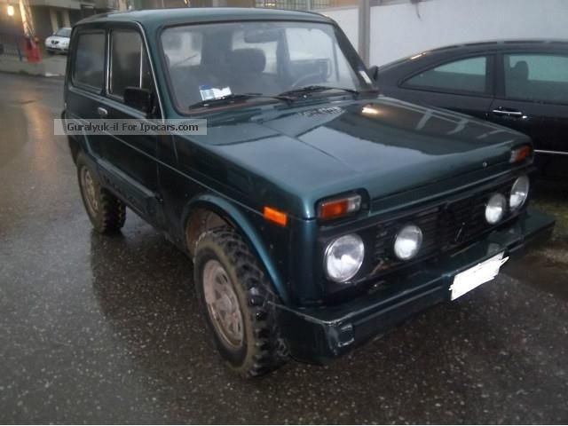 Lada  Niva IMPIANTO GPL SCAD. 2017 1992 Liquefied Petroleum Gas Cars (LPG, GPL, propane) photo