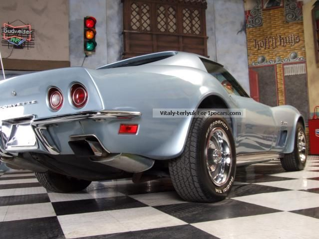 Corvette  C3 Very good condition! 1973 Vintage, Classic and Old Cars photo