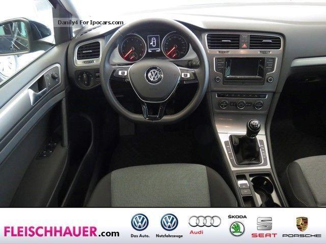 2013 Volkswagen Golf GO7 1.2 LIFE VII 1.2 TSI BlueMotion Trendli - Car Photo and Specs