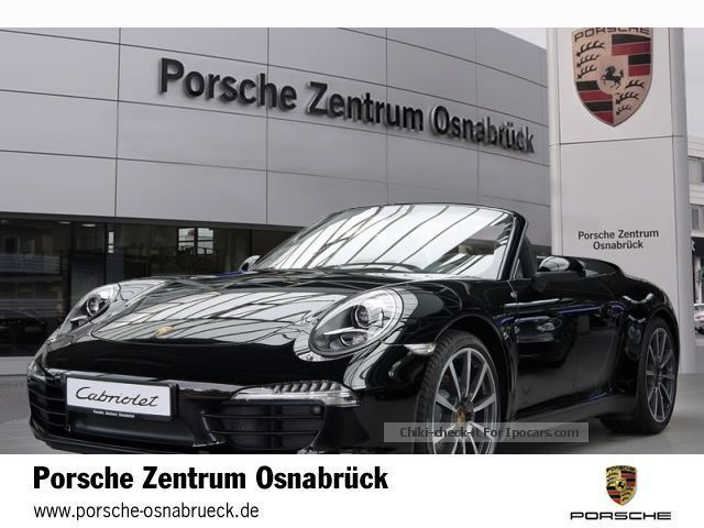 2014 Porsche  911 Carrera Cabriolet PDK Cabriolet / Roadster Demonstration Vehicle photo