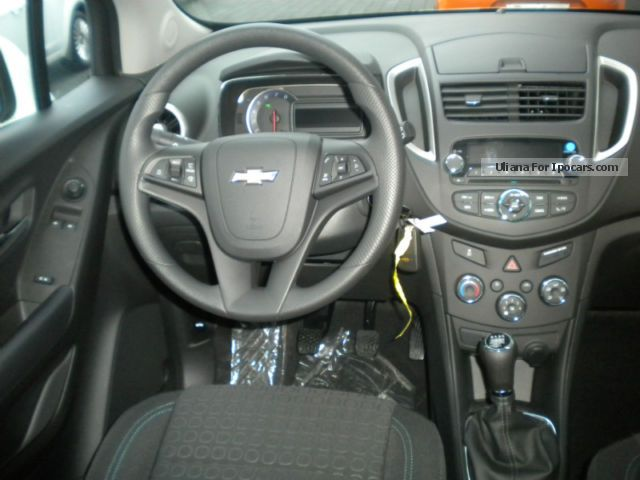 2012 Chevrolet Trax 1 6 Ls   Warehouse Vehicle   Cruise