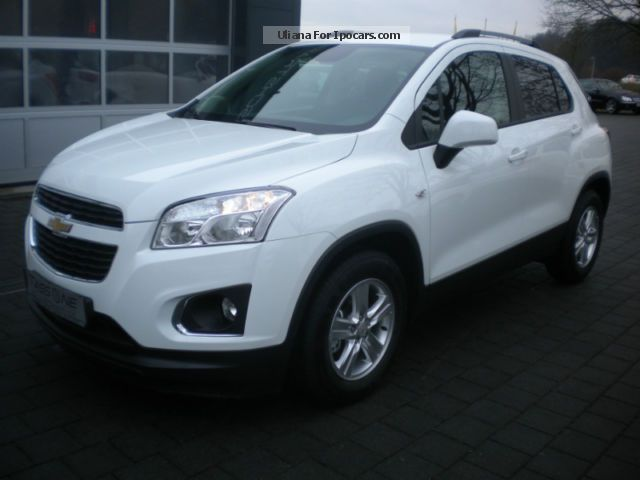 2012 Chevrolet  Trax 1.6 LS * WAREHOUSE VEHICLE * CRUISE CONTROL * ALU * PDC * Off-road Vehicle/Pickup Truck New vehicle photo