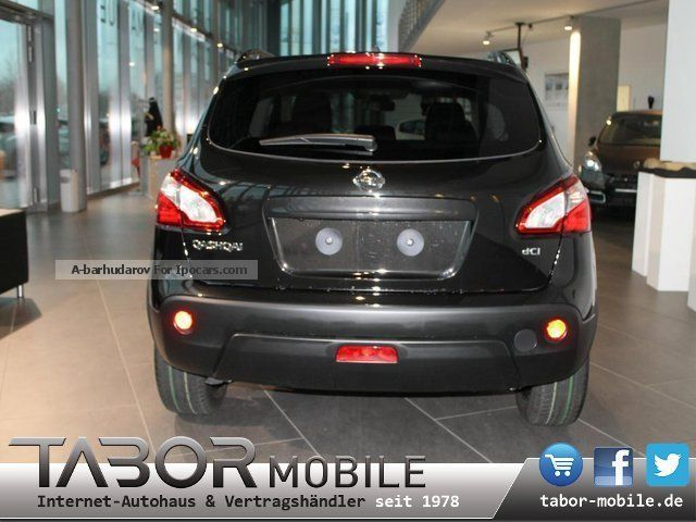 2012 Nissan Qashqai 1 5 dCi 360 4x2 Nissan Connect camera