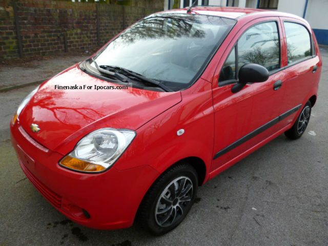 Chevrolet  Matiz 0.8i/1.HAND/LPG: AUTO GAS / TUV :1-2016 / ECONOMICAL 2010 Liquefied Petroleum Gas Cars (LPG, GPL, propane) photo