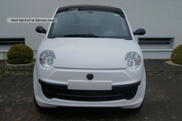 2012 Ligier  Due Dynamic Small Car New vehicle photo