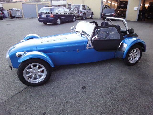 caterham lhd sigma sv  car photo  specs