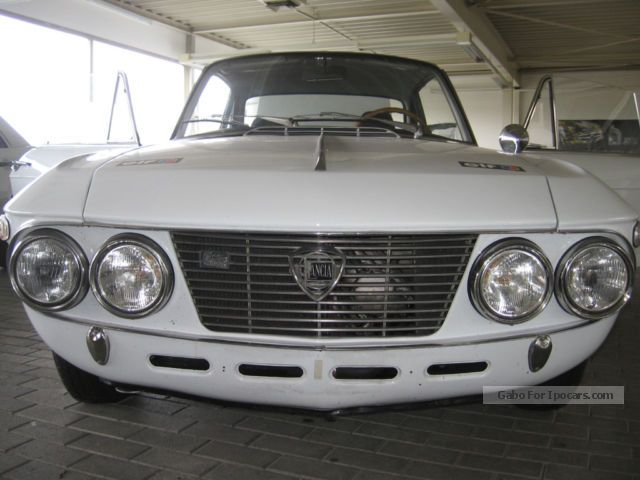 Lancia  Fulvia Rallye 1.3 S Series 1 1969 Vintage, Classic and Old Cars photo