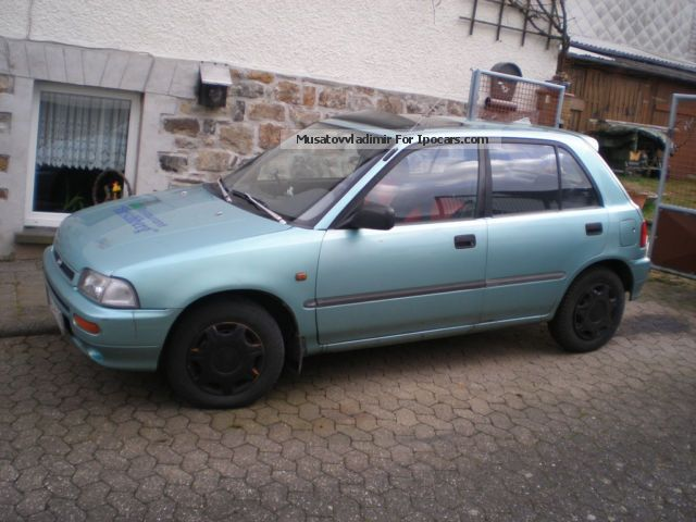 1993 Daihatsu  Charade 1.3i CX Small Car Used vehicle (  Repaired accident damage ) photo