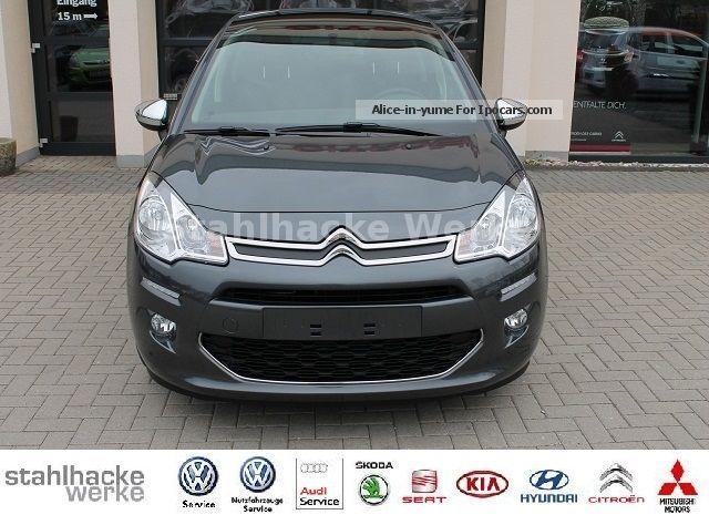 2014 Citroen  Citroën C3 VTi 82 Pure Tech Selection including Zenith package! Small Car Pre-Registration photo
