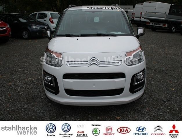 2014 Citroen  Citroën C3 Picasso VTi 95 Selection Eratzrad Van / Minibus Pre-Registration photo