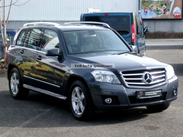 2009 mercedes benz glk 320 cdi 4 matic ahk navi navi sport package car photo and specs. Black Bedroom Furniture Sets. Home Design Ideas