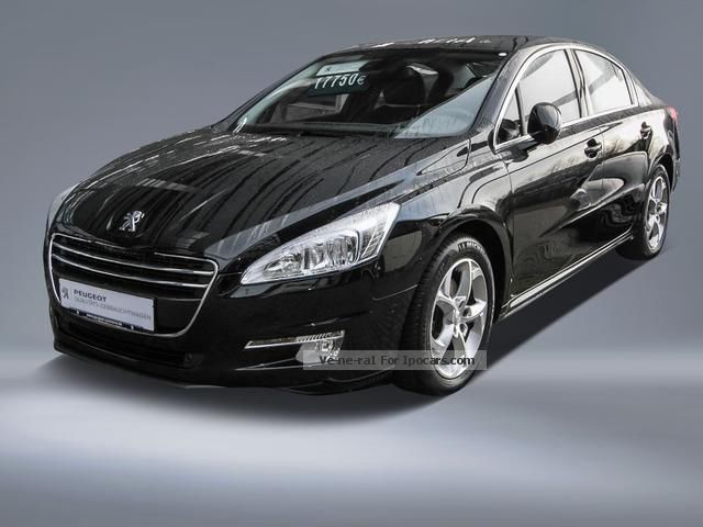 2013 peugeot 508 hdi 140 active 2 0 navi pdc head displ car photo and specs. Black Bedroom Furniture Sets. Home Design Ideas