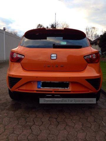 seat ibiza sc limited sport   car photo  specs