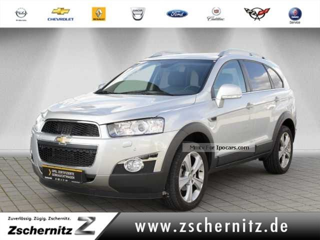 2013 Chevrolet  Captiva 2.2 Diesel 4WD LTZ automatic navigation Off-road Vehicle/Pickup Truck Used vehicle photo