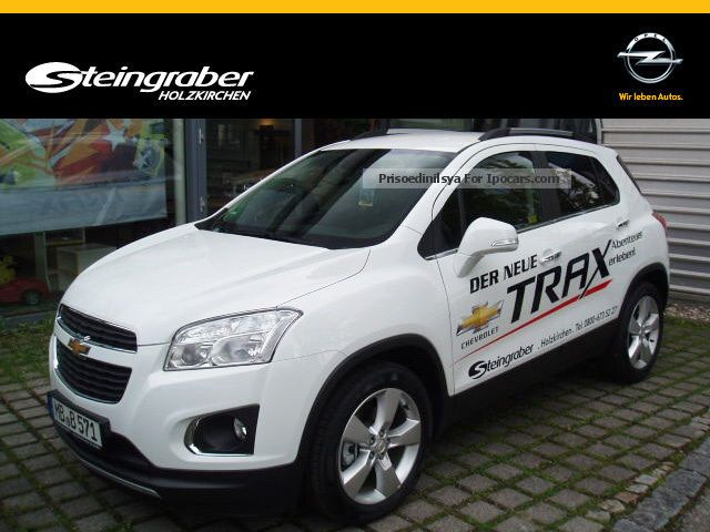 2013 Chevrolet  Trax1.4T LT 4x4 * Heated seats * Off-road Vehicle/Pickup Truck Used vehicle photo