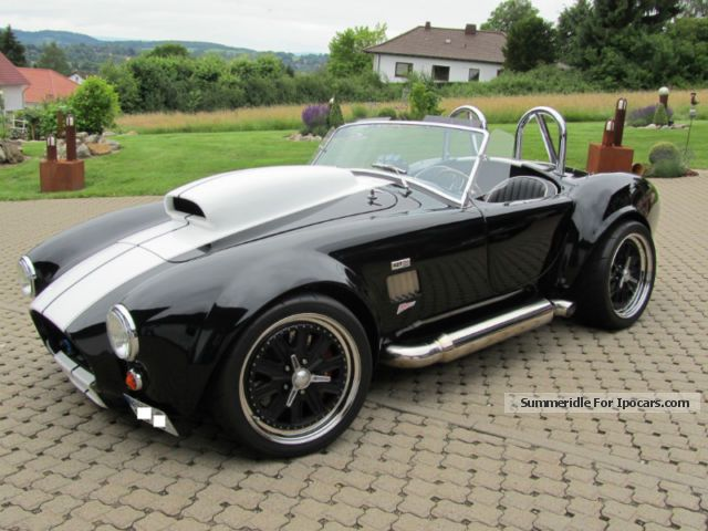 Cobra  Weineck 10.0 l * TOP * ABSOLUTELY! SINGLE PIECE! Carbon 1958 Vintage, Classic and Old Cars photo