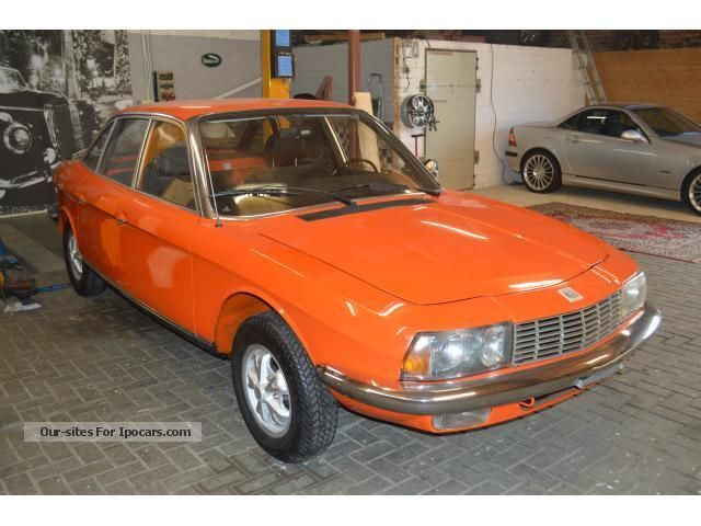 Other  Vintage NSU RO 80 1.Hand TOP, barn find 1975 Vintage, Classic and Old Cars photo