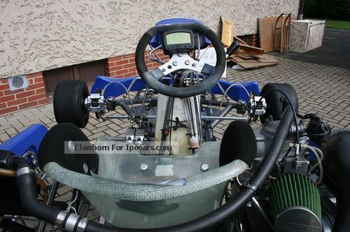 Other  Racing kart cross motor, circuit MyChron 2012 Race Cars photo