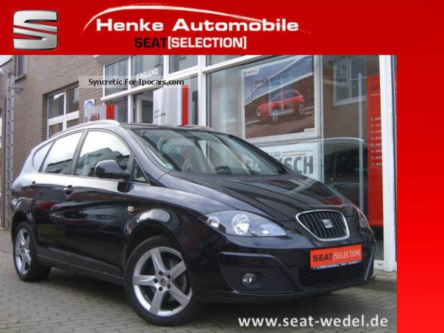 2012 Seat  Altea XL 1.8 TSI Style / Sport Package / PDC Van / Minibus Used vehicle(  Accident-free) photo