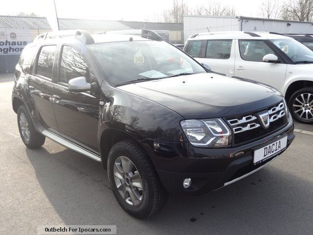 2012 dacia duster 1 2 tce prestige new model car photo and specs. Black Bedroom Furniture Sets. Home Design Ideas