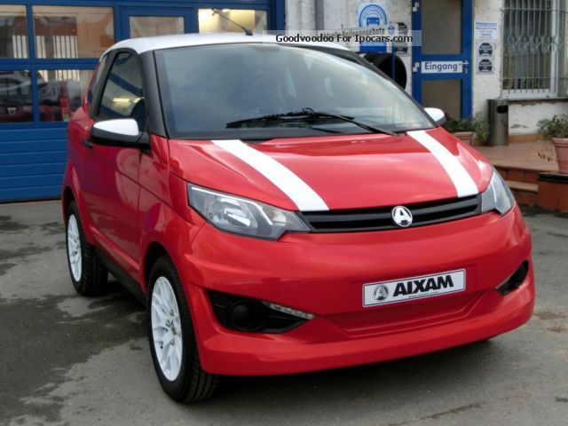 2014 Aixam  City S \ Other Used vehicle photo