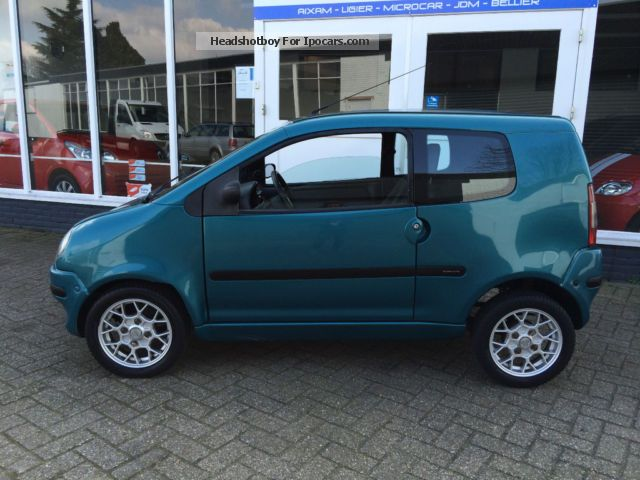 2006 Aixam 500.4 moped car microcar diesel 45km / h from 16! Small Car