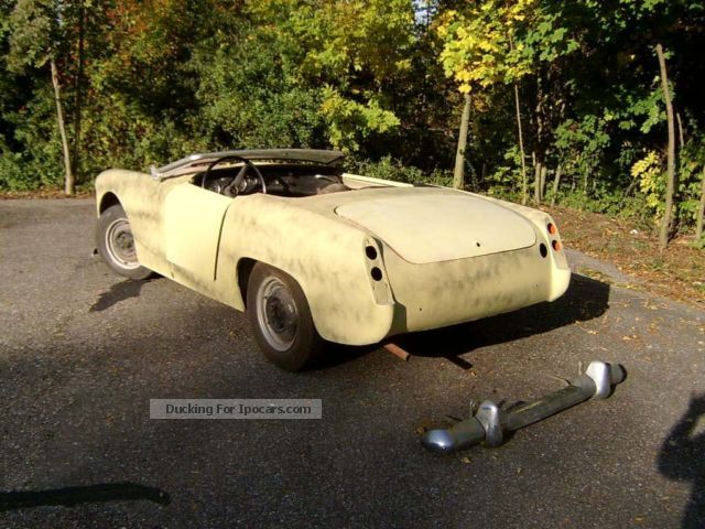 1962 Austin Healey  Sprite II Cabriolet / Roadster Classic Vehicle (  Accident-free photo