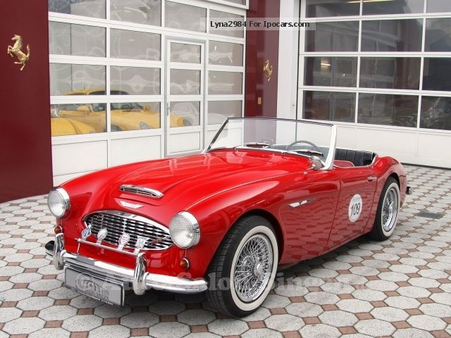 1961 Austin Healey  3000 Cabriolet / Roadster Classic Vehicle photo