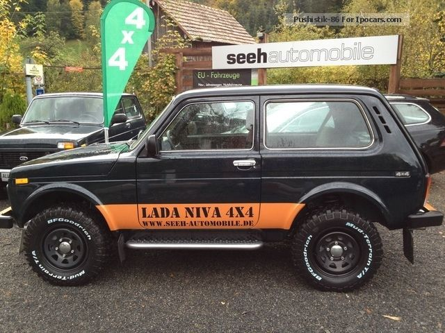 2012 lada niva taiga 4x4 opt 2 0 tonnes trailer. Black Bedroom Furniture Sets. Home Design Ideas