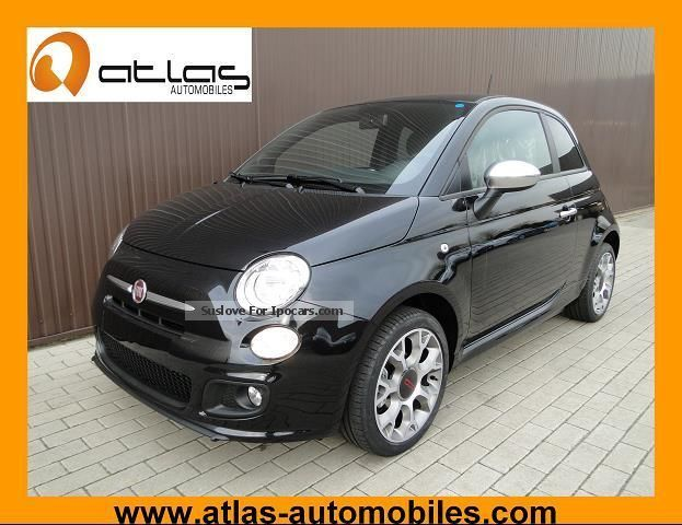 2014 Fiat  500 1.2 8V 69CH S Saloon Used vehicle photo